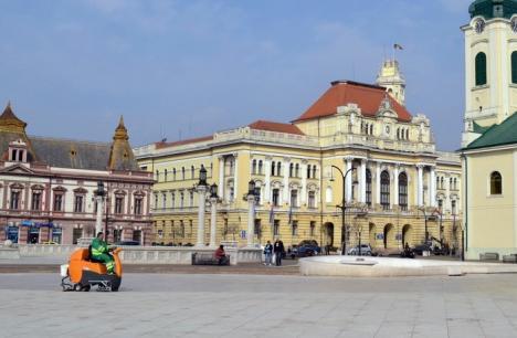Sondaj: Oradea, al doilea cel mai curat oraş din ţară