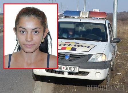 Fată de 15 ani, din Bihor, dată dispărută de familie. Poliția o caută