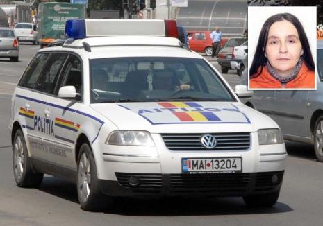 O femeie de 35 de ani din Bihor, dată dispărută de familie
