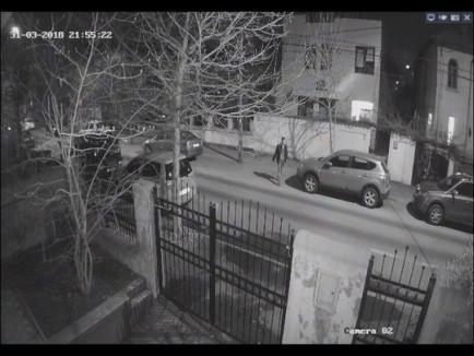 Bărbatul care a incendiat opt maşini în Bucureşti a fost prins. Are tulburări de comportament