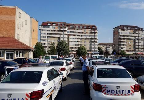 13 cu noroc: Poliția Bihor a primit autospeciale noi, vezi cum arată! (FOTO)