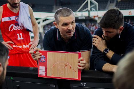CSM CSU Oradea a depus dosarul de înscriere în FIBA Europe Cup