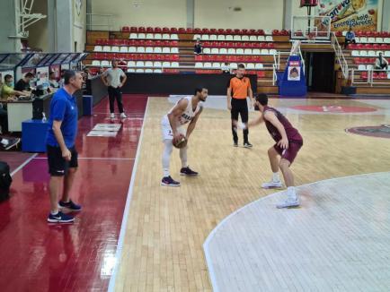 CSM CSU Oradea a pierdut ultimul joc din Serbia, cu scorul 93-97