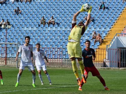 Luceafărul a suferit, la Sibiu, una dintre cele mai usturătoare înfrângeri: 0-4!