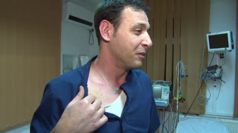 Medic luat la pumni de un pacient beat: 'L-am bătut de-al dracului' (VIDEO)