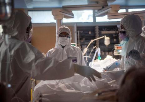 Trei doctorițe infectate cu coronavirus au fugit din spital. S-au ales cu dosare penale