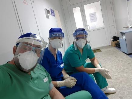'Nu regretăm nimic!': Un medic de la UPU-SMURD Bihor împărtăşeşte experienţa infectării cu Covid-19 (FOTO)