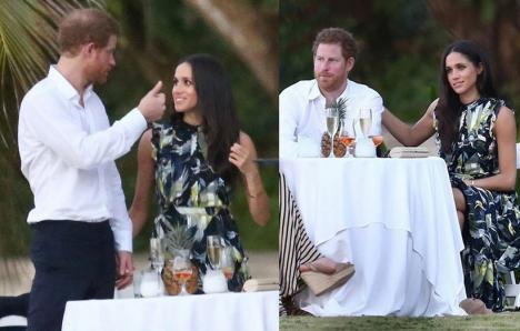 Primele confesiuni ale iubitei Prinţului Harry: 'Suntem foarte fericiţi şi îndrăgostiţi'