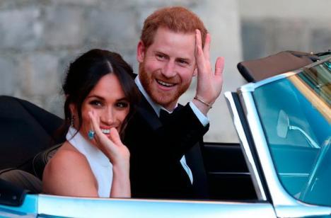 Meghan, soţia prinţului Harry, este însărcinată