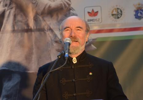 Directorul Filarmonicii de Stat Oradea, Meleg Vilmos, a fost ales preşedintele organizaţiei municipale UDMR