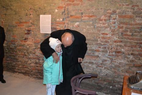 Muzeul represiunii comuniste din Bihor a fost inaugurat, parţial, în Cetatea Oradea (FOTO)