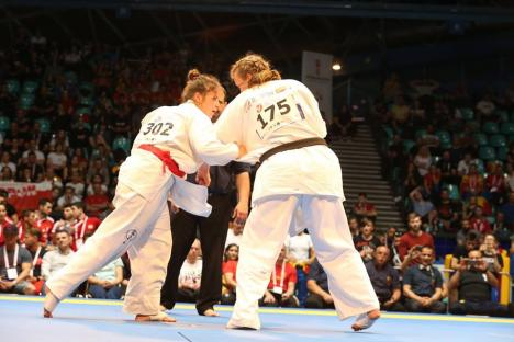 Bihorul are un campion şi un vicecampion european la Karate Kyokushin! (FOTO/VIDEO)