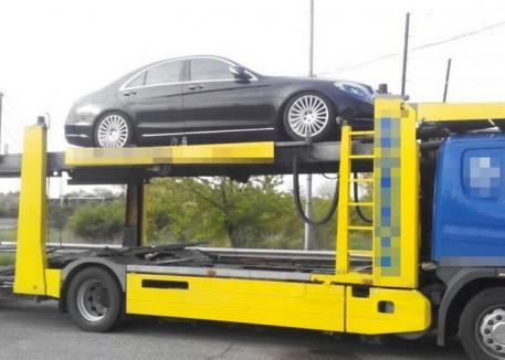Un 'Merţan' furat, în valoare de 65.000 de euro, a fost găsit în Borş