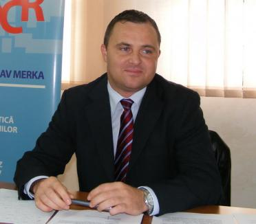 Adrian Merka, din nou şef al slovacilor din România