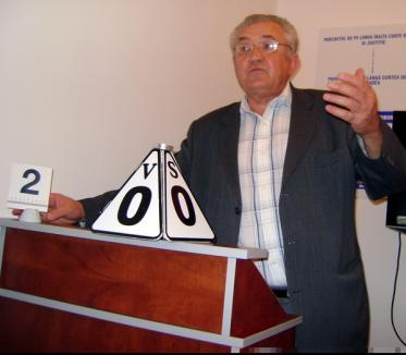 Tehnicianul criminalist al Parchetului Bihor a primit brevetul de inventator