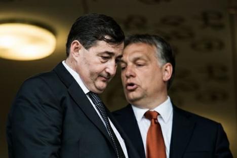 Prietenul lui Viktor Orbán, cel mai bogat om din Ungaria, a cumpărat 1.300 hectare de teren în Bihor şi Arad