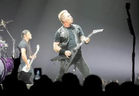 Metallica la apă! O echipă de cercetători a denumit un crustaceu după celebra trupă heavy metal