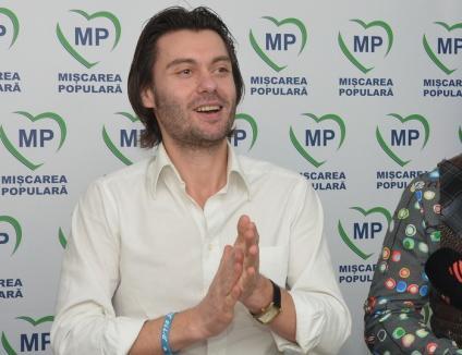 Băsiştii spun lucruri trăsnite: Daniel Meze de la Mişcarea Populară ar construi un Dracula Park în Bihor