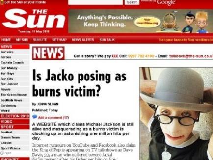 Michael Jackson reîncarnat?