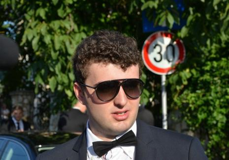 """Pus la plată: Victoraș Micula s-a ales cu amendă pentru """"inaugurarea"""" clandestină de pe Podul Centenarului"""