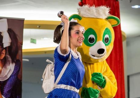 Pregătiţi de distracţie? Micuţa Fifi revine la ERA Park Oradea!