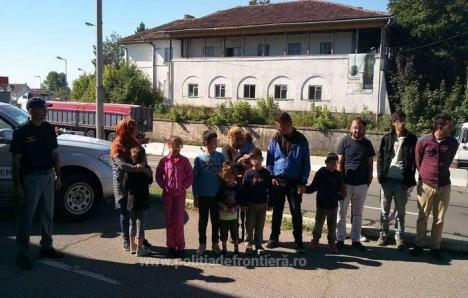 Disperarea de a ajunge în Vest: Zece migranţi au încercat, două nopţi la rând, să iasă din ţară prin vama Borş