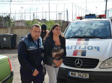 Mihaela Bodonea a scăpat de arest: Va fi judecată sub control judiciar