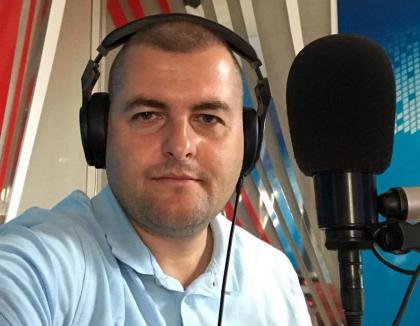 Mihai Dacin pleacă de la matinalul Naţional FM. Emisiunea va fi preluată de Mihai Găinuşă
