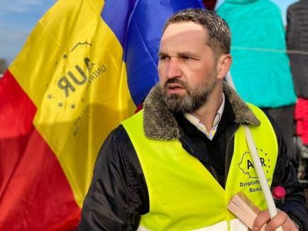 """Mihai Lasca, 'vedeta' de AUR a Bihorului în viitorul Parlament. Presa centrală se minunează de """"deputatul condamnat"""" ales duminică"""