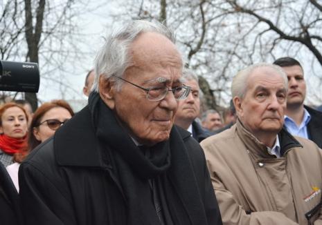 Filozoful Mihai Şora vine la Zilele Revistei Familia