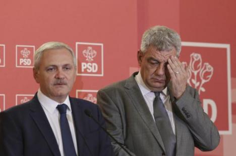 PSD va decide luni soarta cabinetului Tudose