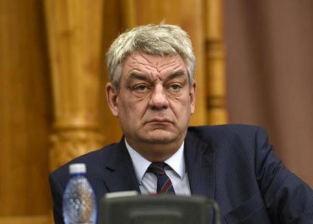 Din rău în mai rău: Klaus Iohannis a acceptat numirea PSD-istului Mihai Tudose în funcţia de premier