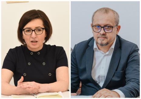 Ioana Mihăilă și Daniel Palaghianu și-au prezentat realizările la plecarea din funcție. Vezi despre ce este vorba!