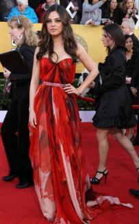 Actriţa Mila Kunis, cea mai sexy femeie în viaţă din 2012