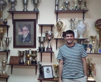 CSM Oradea are un nou antrenor secund, sârbul Milan Mitrovic