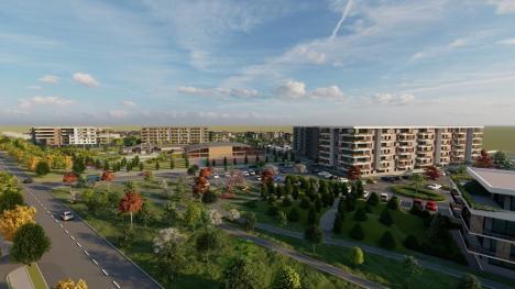 Made in Italy în România: La Oradea se naște Milano 5 by Vannis Marchi, un grandios proiect imobiliar (FOTO / VIDEO)