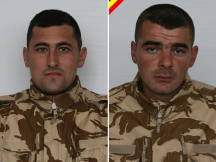 Alţi doi militari români morţi în Afganistan