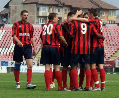 FC Bihor a remizat la Lupeni