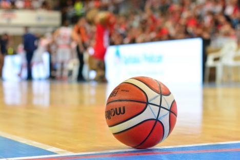 Baschet: CSM CSU Oradea a cedat cu 50-74 amicalul de la Belgrad cu Steaua Roșie