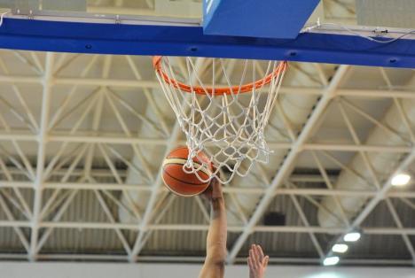 Oradea va găzdui turneul final al CN U18 la baschet masculin