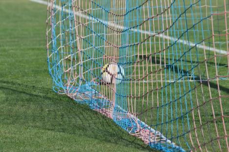 Fotbal: Meci greu pentru CAO, sâmbătă, la Sânmartin, în derby-ul județului