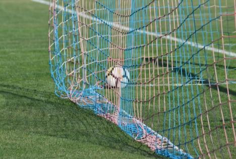 Derby-ul Bihorului la fotbal: Luceafărul s-a impus cu 6-3 pe terenul celor de la CSC Sânmartin