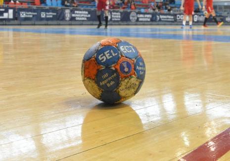 Naționala de handbal masculin a României ar putea reveni la Oradea