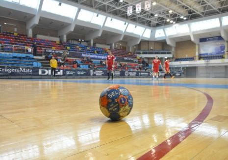 CSM Oradea încheie anul cu derby-ul de acasă cu Universitatea Craiova