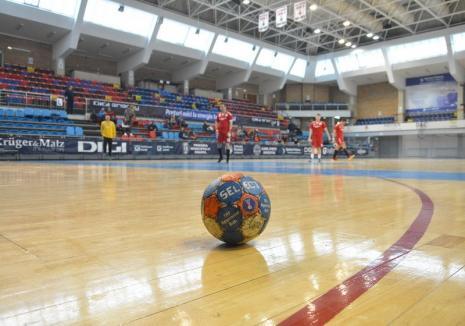 Handbaliştii de la CSM Oradea dispută, joi, la Arena 'Antonio Alexe', ultimul joc din acest sezon din Divizia A