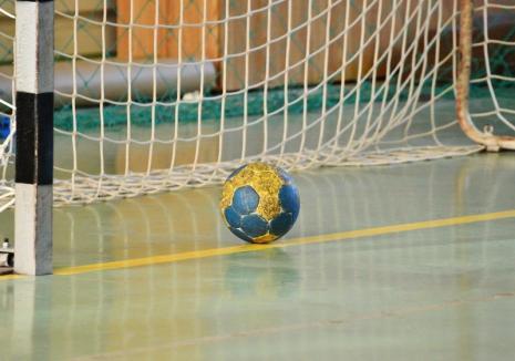 Handbaliştii de la CSM Oradea joacă, sâmbătă, acasă cu HC Sibiu