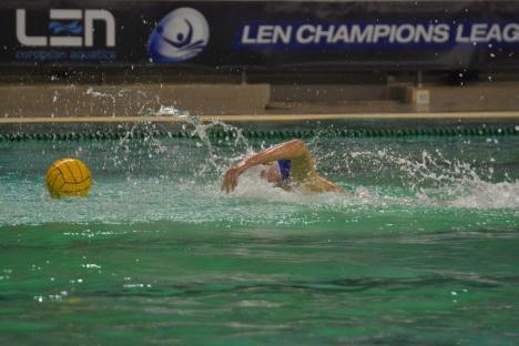 Polo: CSM Oradea va participa la turneul LEN EuroCup de la Belgrad