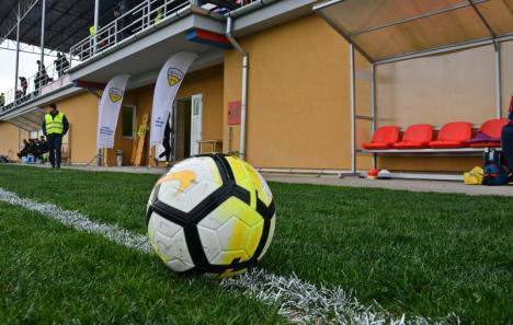 Fotbal, liga a III-a: Luceafărul joacă sâmbătă acasă, iar CSC Sânmartin la Alba Iulia