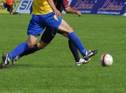 CSC Sânmartin dispută meciul de baraj pentru promovarea în Liga a III-a