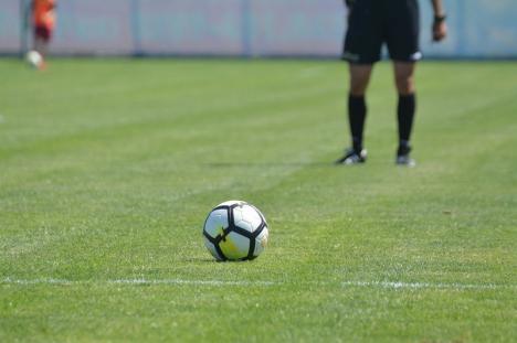 CSC Sânmartin s-a impus cu 8-2 în faţa Unirii Tăşnad, în primul tur al Cupei României
